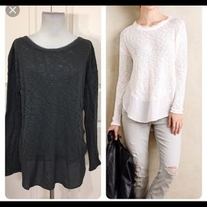 Anthropologie Deletta sweater